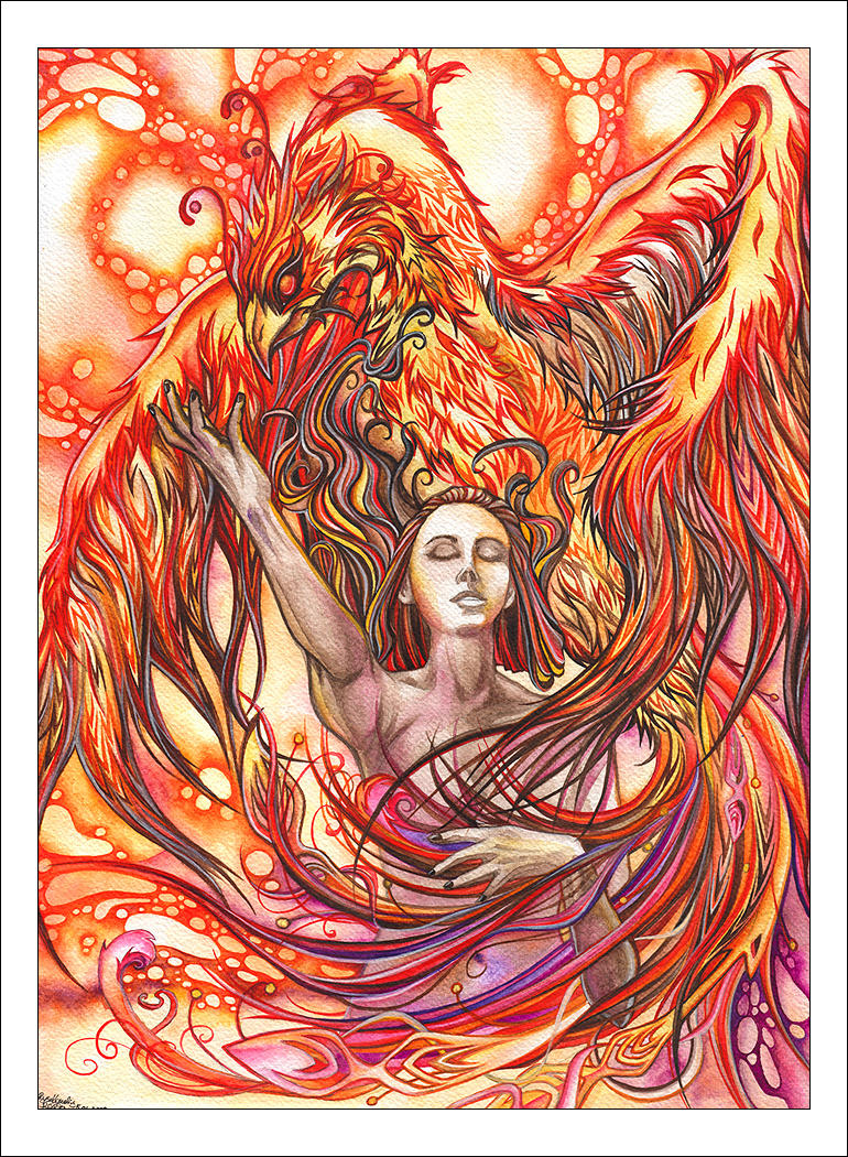 69 Phoenix by anachsunamon
