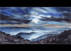 :: mnogueir's Sunset :: by anachsunamon