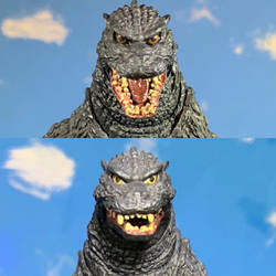 Before and after  by godzilla154