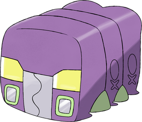 737k Charjabug, the Battery Pokemon by KyephaLife