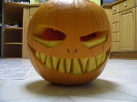 Rook Pumpkin... by RAIDEO-MARS