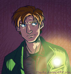 Badly Drawn James Sunderland by The-Ez