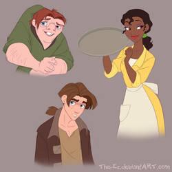More Disney Fun! by The-Ez