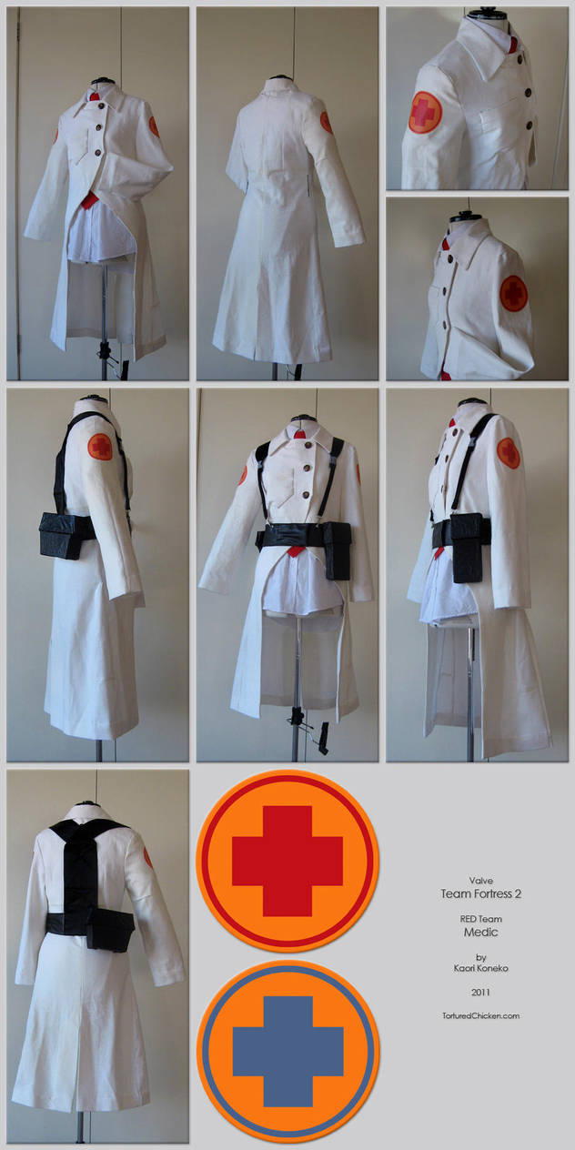 TF2 Medic by KaoKoneko