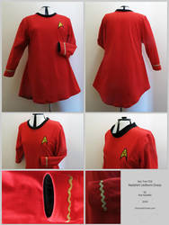 Redshirt Uniform by KaoKoneko
