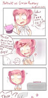 Natsuki Ramsay by KirbySorastar
