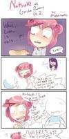 Natsuki Ramsay pt. 2 by KirbySorastar