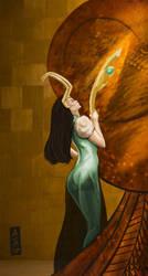 Loki by HeySerdna