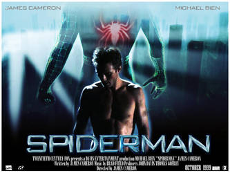CAMERON's SPIDERMAN by childlogiclabs