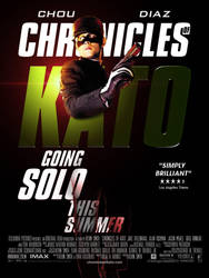 Chronicles Of Kato - Poster v3 by childlogiclabs
