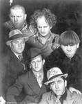 3 Stooges in and out of character by childlogiclabs