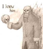 I knew him by Miss-Kora