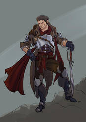 budget-priced mercenary by Maxthe