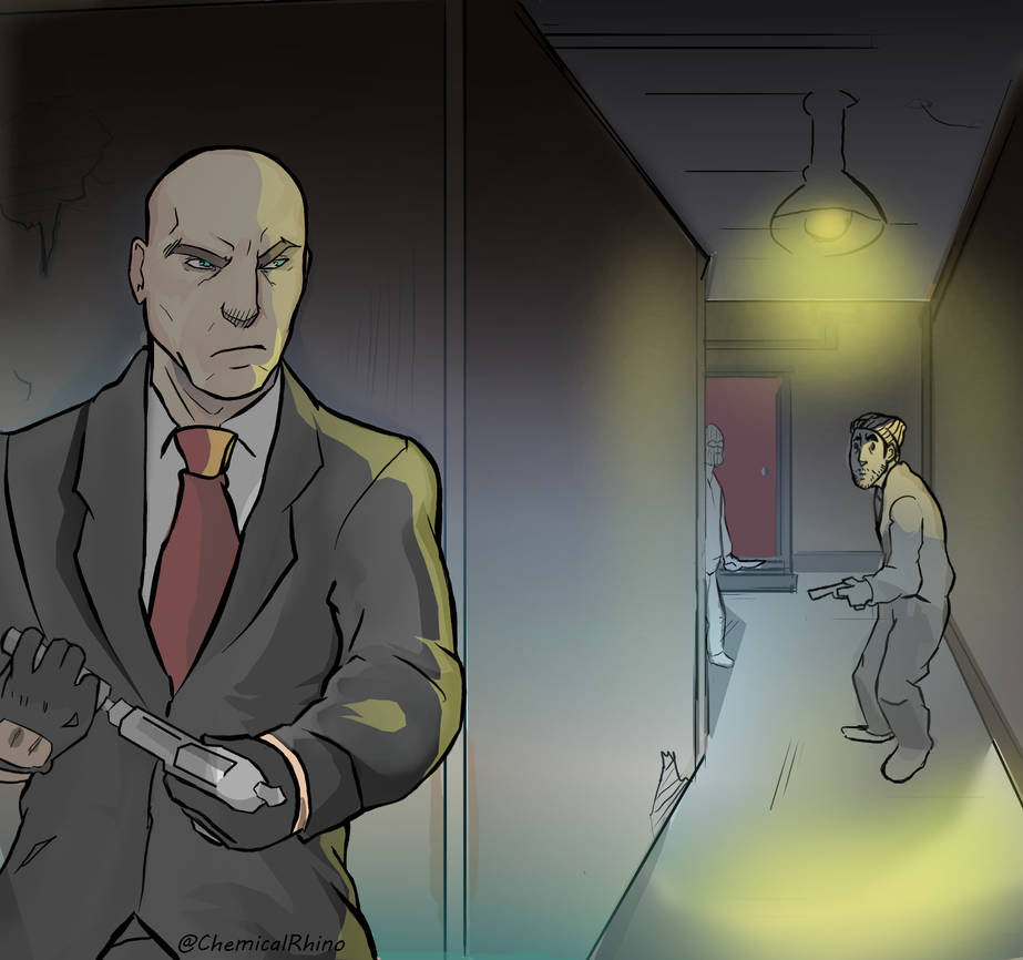 Hitmancontracts By Chemical Rhino On Deviantart