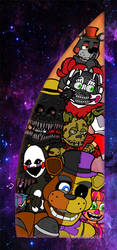 Year of the Crossover - Quadrant 2, UCN by Foalies