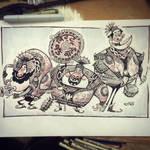 11th SketchBomb NewDelhi - Indian Wedding Band by kshiraj