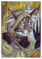 [ACEO] June by Diaminerre