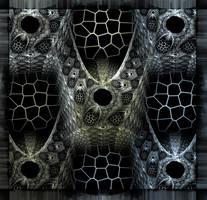 A whole lotta honeycombs by SjerZ