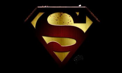 Superman logo by KellCandido