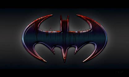 Batman in Blood by KellCandido