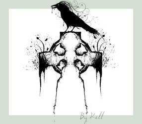 Sweet Raven by KellCandido