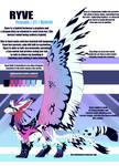 [2k19] Ryve Dragon Refsheet by VAZ0R