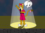 Kirianna Lion Singing by KBAFourthtime