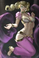Anne arabian armor by ragecndy