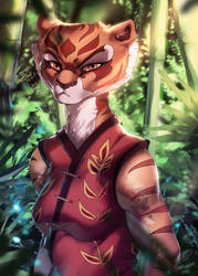 Tigress by Norvadier
