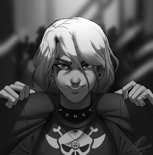 BNW Close Up of Xea by Norvadier