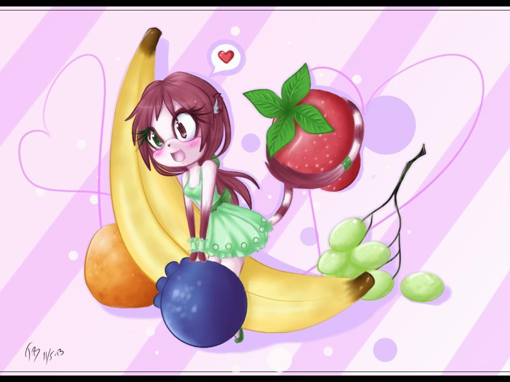 + Fruits dreams+ by Bjorkan