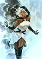Lady Storm by solidgrafi
