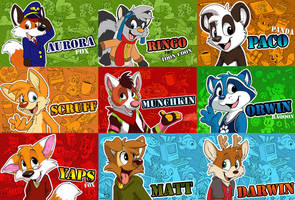 BLFC badges by pandapaco