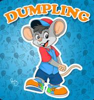 Furnal Equinox Badge: Dumpling. by pandapaco