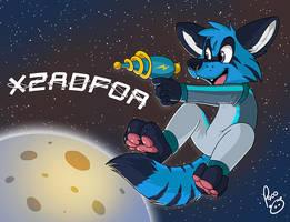 BLFC badge: Xzadfor by pandapaco