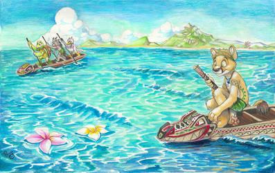Aloha O`e by pandapaco