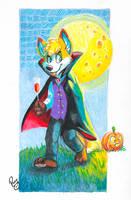 Halloween 2018 by pandapaco