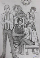 My Chemical Romance 1 by benevolent-angel94