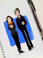 Septiishu //doodle by aileenarip