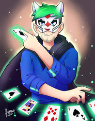 Marvin The Magnificent | Jacksepticeye by aileenarip