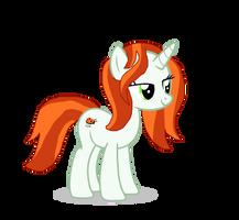 some upcoming BG ponie by jaedenwalton