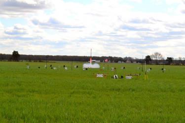 Red Glare XVIII 1 by T33zac