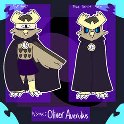 Oliver Application by Wrekrom