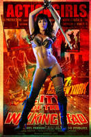 Actiongirl by ScottyJX