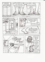 ROTL Round 3 - Vs. Hunter page 3 by CrusaderCrab