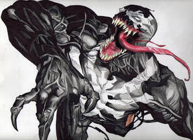 Venom by Gasperman100