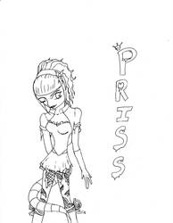 Priss by InkMouth