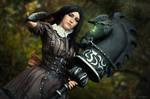 Steamdress and Hobbyhorse by Juriet