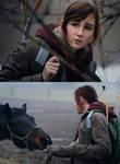 Ellie - The Last of Us - Juriet Cosplay by Juriet