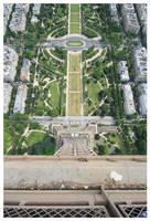 Eiffel Tower by devknu